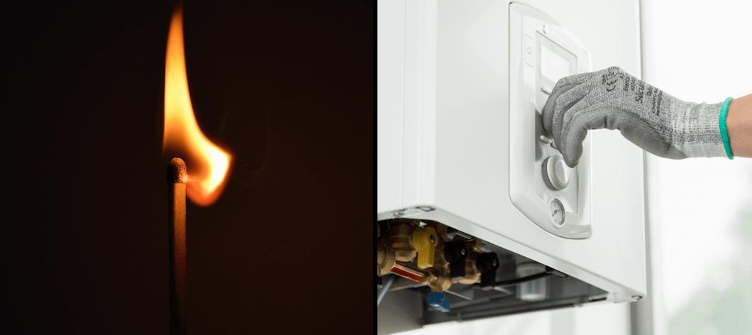 Votre chaudière sent le gaz : Quoi faire ?